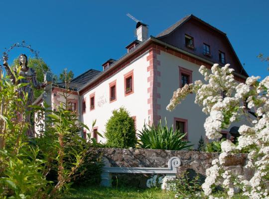 รูปภาพจากโรงแรม: Penzion Resla pri Klopacke