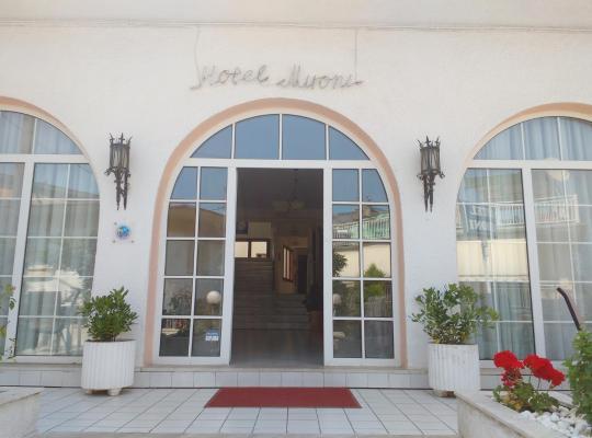 Хотел снимки: Mironi & Victoria Hotel
