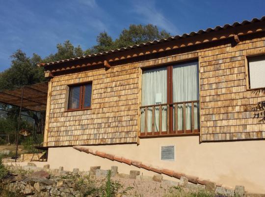 Fotos de Hotel: Chalet près d'Ajaccio