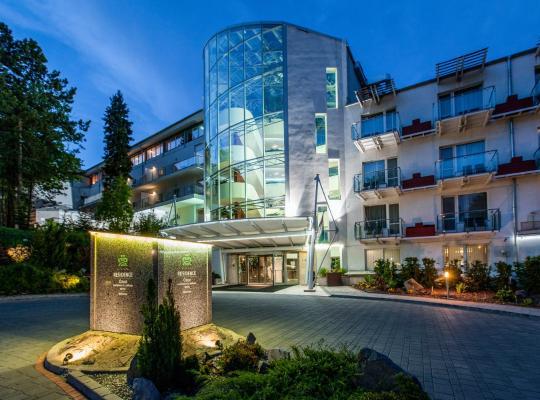 Photos de l'hôtel: Residence Ózon Wellness Hotel