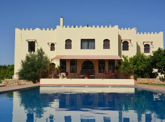 Φωτογραφίες του ξενοδοχείου: Riad le Ksar de Fes