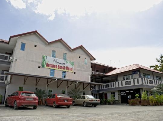 Hotellet fotos: Penarak Bamboo Beach Motel