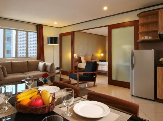 Képek: Hotel Kimberly Manila