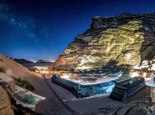 酒店照片: Rahayeb Desert Camp