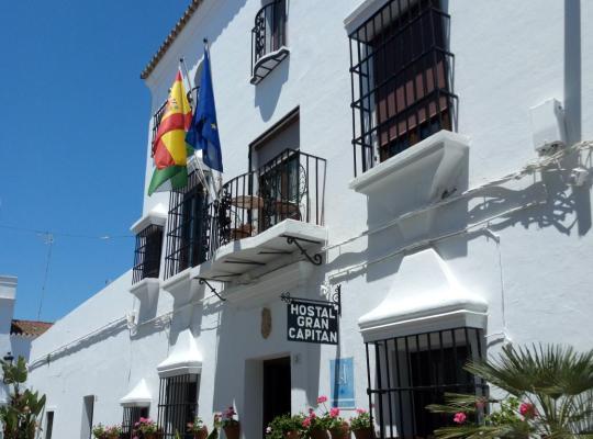 Фотографії готелю: Hostal Gran Capitan