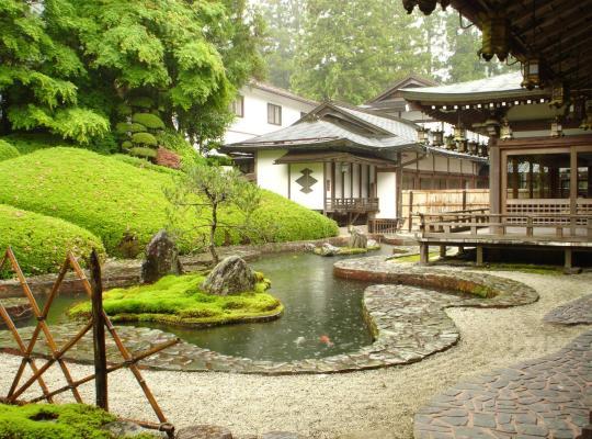Viesnīcas bildes: Koyasan Onsen Fukuchiin