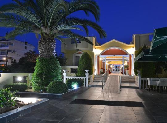 Képek: Hotel Cristina Maris