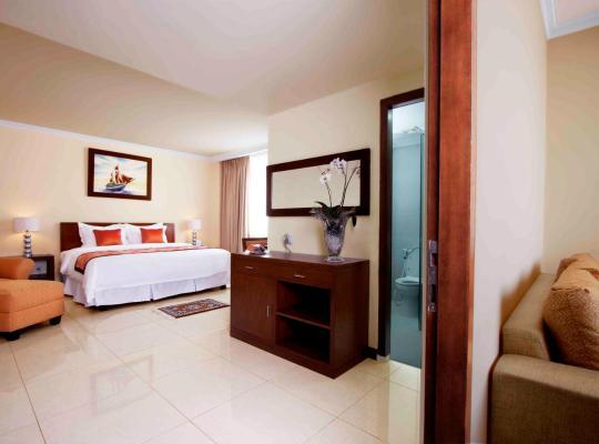 ホテルの写真: Dermaga Keluarga Hotel