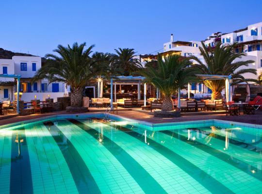 תמונות מלון: Alexandros Hotel