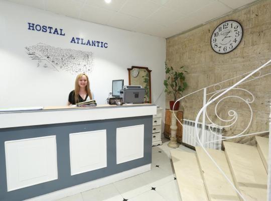 ホテルの写真: Hostal Atlantic