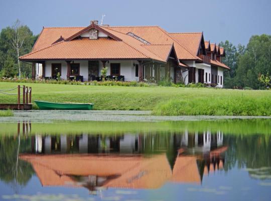 Fotos de Hotel: Mazurskie Siedlisko Kruklin