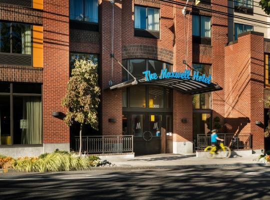 Hotel bilder: Staypineapple at The Maxwell Hotel
