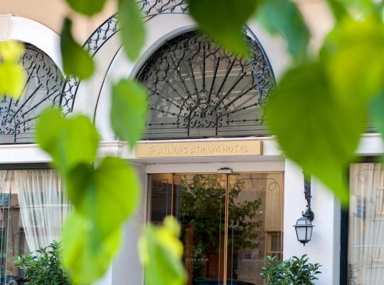 صور الفندق: Athens Atrium Hotel & Jacuzzi Suites