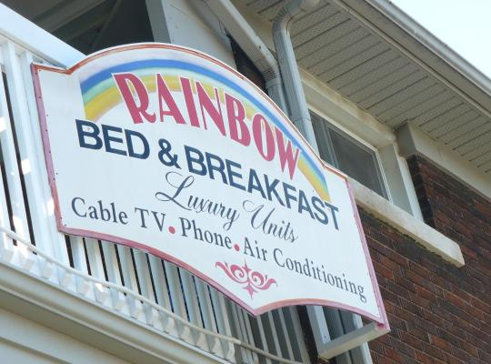 酒店照片: Rainbow Bed & Breakfast