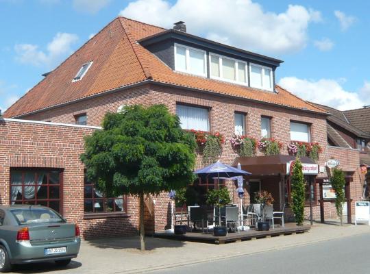 Otel fotoğrafları: Schützenhof Artlenburg