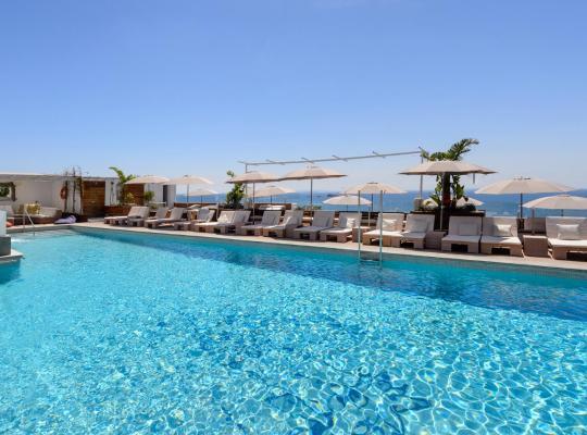 Хотел снимки: Hotel Cenit & Apts. Sol y Viento