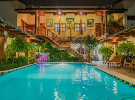 Φωτογραφίες του ξενοδοχείου: Hotel La Mar Dulce