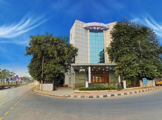 Otel fotoğrafları: Raj Palace Sundar