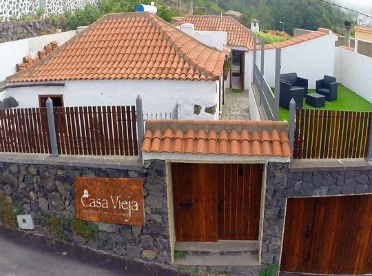 Φωτογραφίες του ξενοδοχείου: Casaviejaicod & SPA