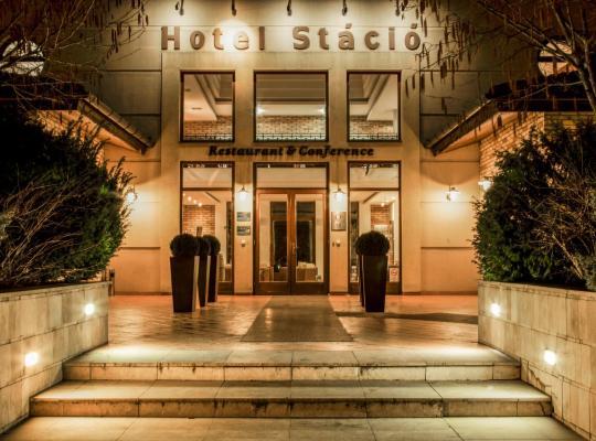 Φωτογραφίες του ξενοδοχείου: Budapest Airport Hotel Stáció Superior Wellness & Konferencia