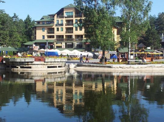 ホテルの写真: Zlatiborski Konak