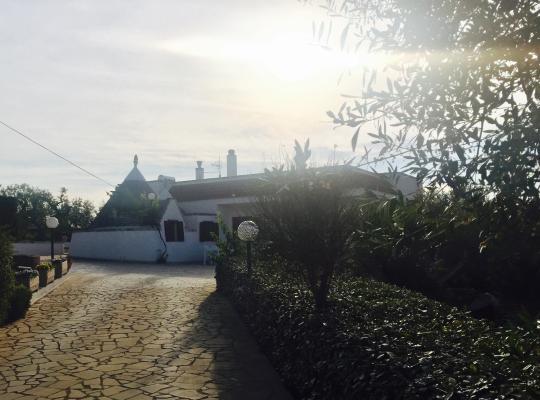 Хотел снимки: Villa Tralci