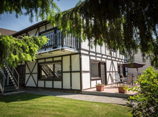 Photos de l'hôtel: Ferienpension Zum Hochscheid