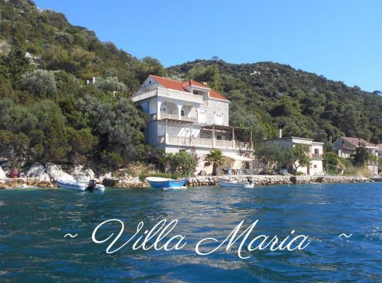 Viesnīcas bildes: Villa Maria