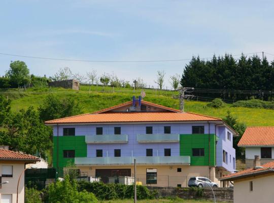 Φωτογραφίες του ξενοδοχείου: Aginaga Hotela