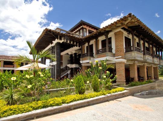 Hotel bilder: Finca Hotel La Esperanza