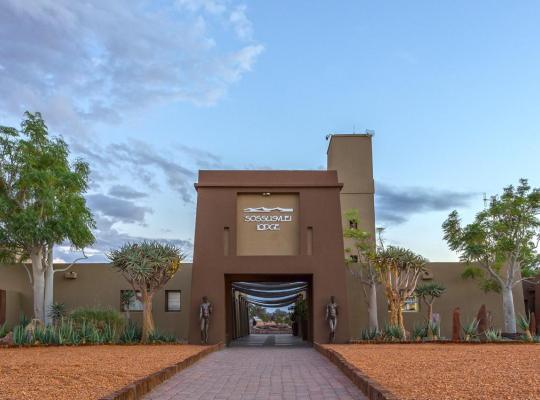Foto dell'hotel: Sossusvlei Lodge