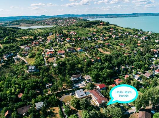 Hotellet fotos: Hello Balcsi Panzió