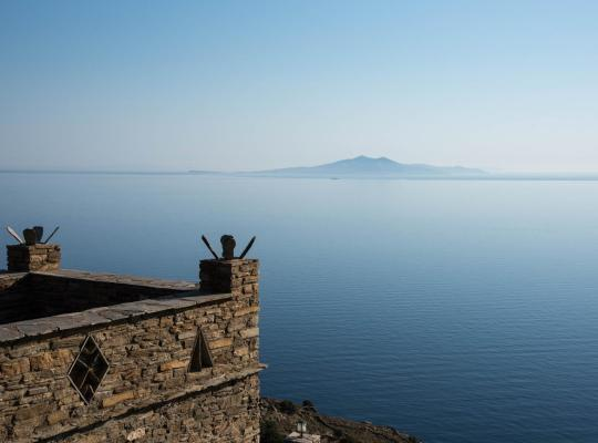 Foto dell'hotel: Stone Residence 'Peristerionas'