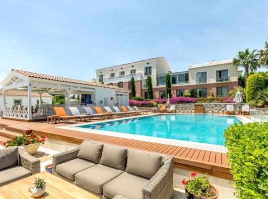 Viesnīcas bildes: Antmare Hotel