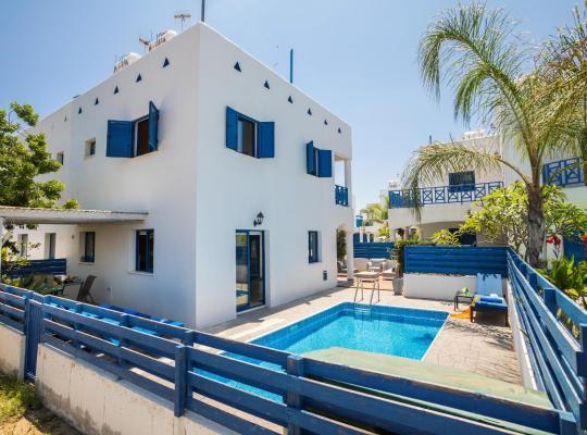 Otel fotoğrafları: Villa Santorini
