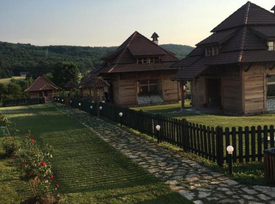 Hotel bilder: Nacionalna Kuca Bajo Mackat
