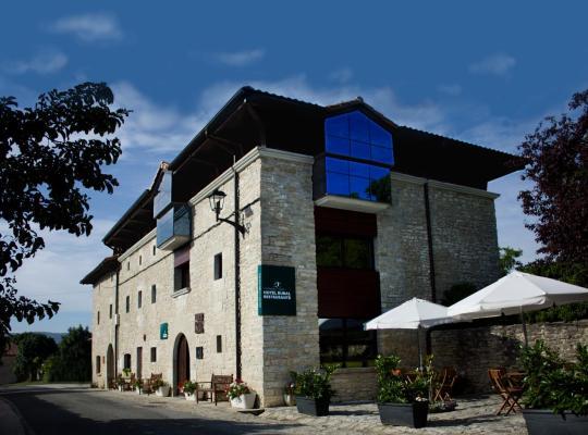 ホテルの写真: Hotel Rural Teodosio de Goñi