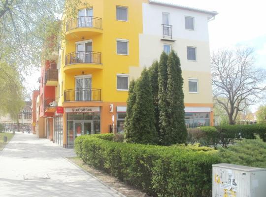 Фотографії готелю: Apartman Ottó