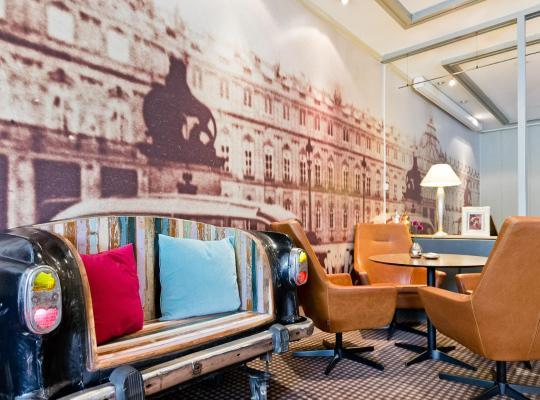 Hotellet fotos: Neotel Stuttgart