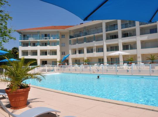 Фотографії готелю: Résidence Hôtelière Du Golf