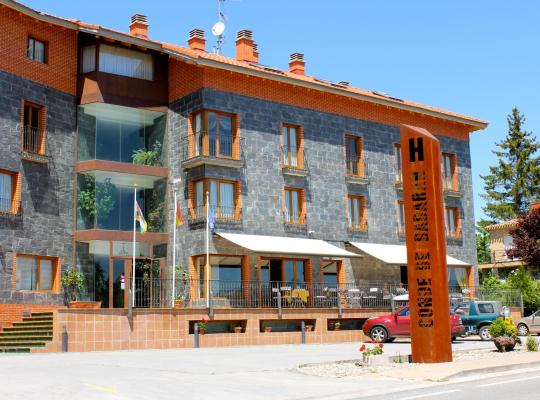 Viesnīcas bildes: Hotel Conde De Badaran