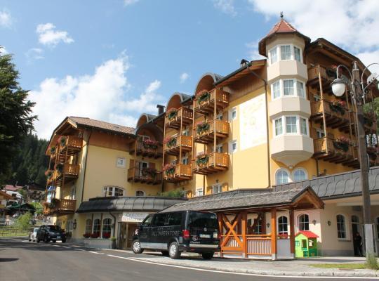 Viesnīcas bildes: Hotel Chalet all'Imperatore