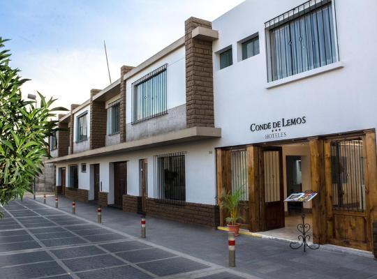 Хотел снимки: Conde de Lemos Arequipa