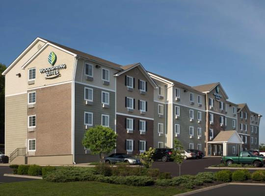 Fotos do Hotel: WoodSpring Suites Kansas City Mission