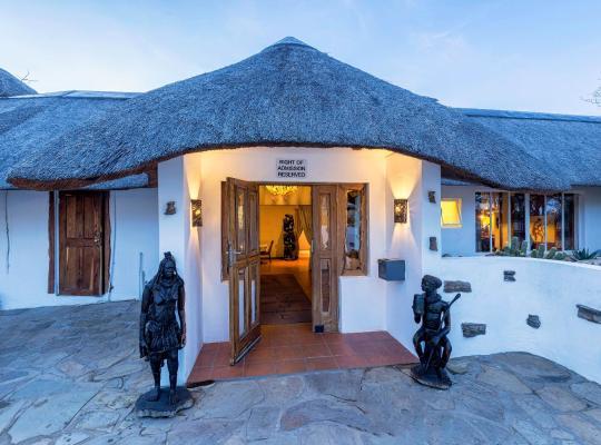 Хотел снимки: Trans Kalahari Inn