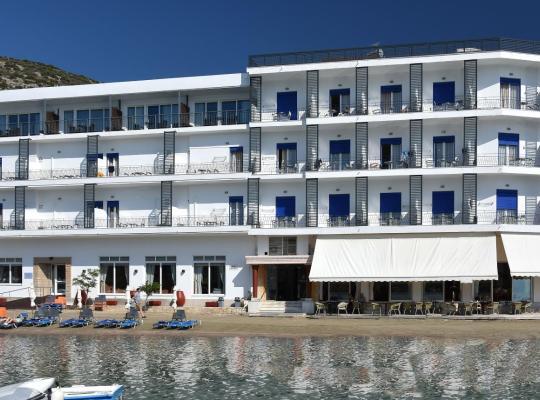 Képek: Minoa Hotel