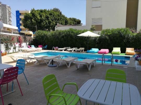 Ảnh khách sạn: Apartamentos Es Cantó