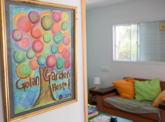 Otel fotoğrafları: Golan Garden Hostel