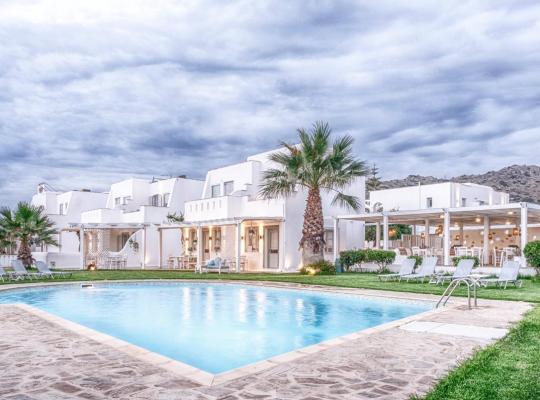 Foto dell'hotel: Orkos Beach Hotel