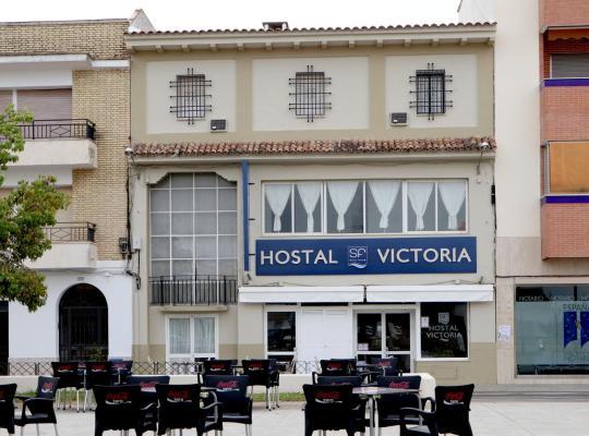 ホテルの写真: Hostal Victoria